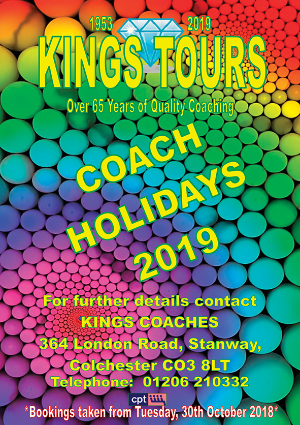 Click to View Our Coach Holidays